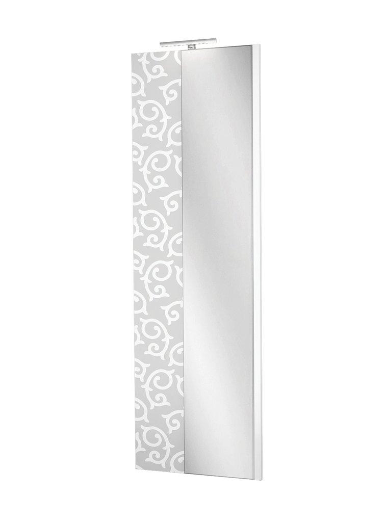Декоративные панели: Панель с зеркалом с подсветкой Белла в Стильная мебель