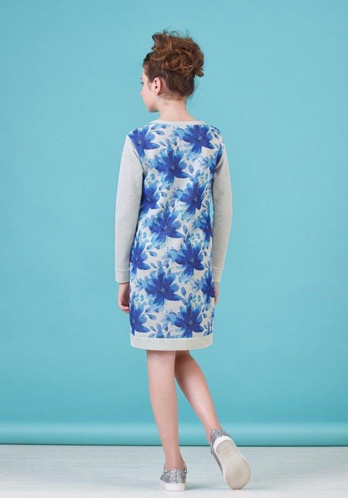 Платья: Платье для девочки 38-8017-1 в Детский универмаг
