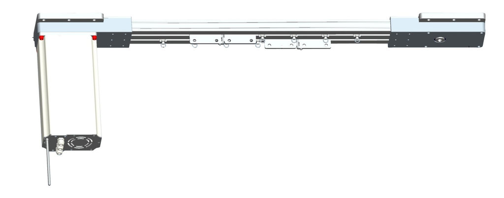 Электрокарнизы: AIR MOTOR 8000 ТИТАН в Салон штор, Виссон