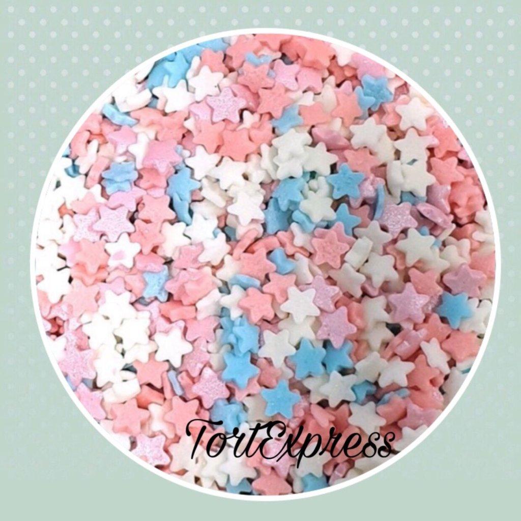 Посыпки декоративные: Посыпка сахарная Ванильное небо 750гр в ТортExpress