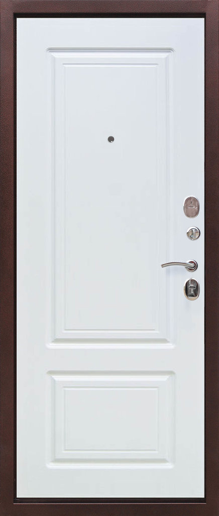 Входные двери (премиум)  от 90-110мм: Входная дверь  Толстяк РФ в Пластиковые окна в Сургуте STEKLOMASTER