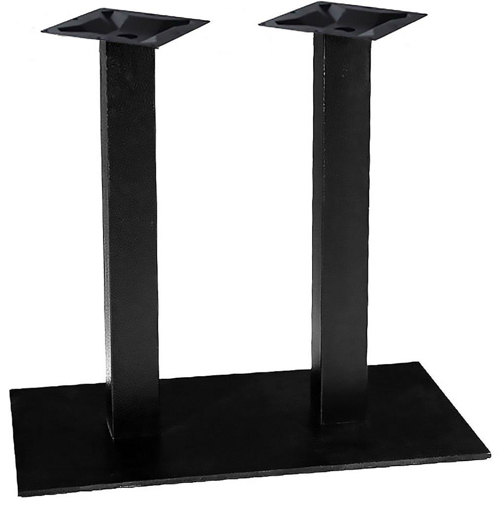 Подстолья для столов.: Подстолье 1053ЕМ (чёрный) в АРТ-МЕБЕЛЬ НН