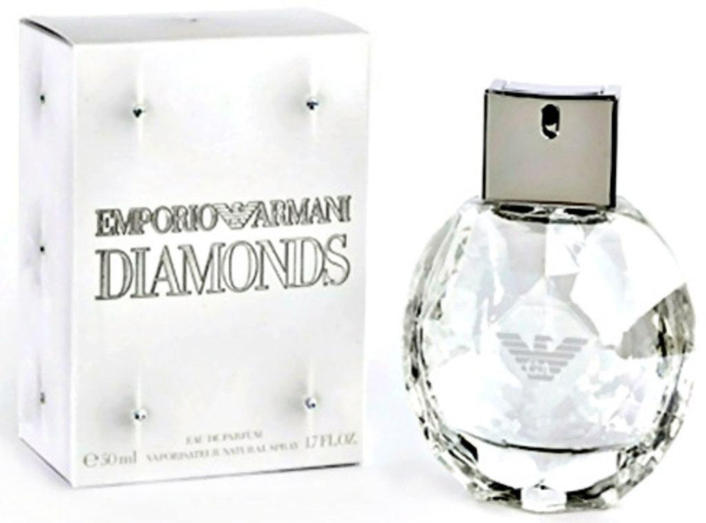 Armani: Armani Diamonds Парфюмерная вода edp ж 100 ml в Элит-парфюм