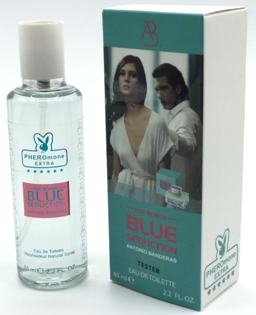 Antonio Banderas (Антонио Бандерас): Мини парфюм Antonio Banderas Blue Seduction For Women 65 мл в Мой флакон