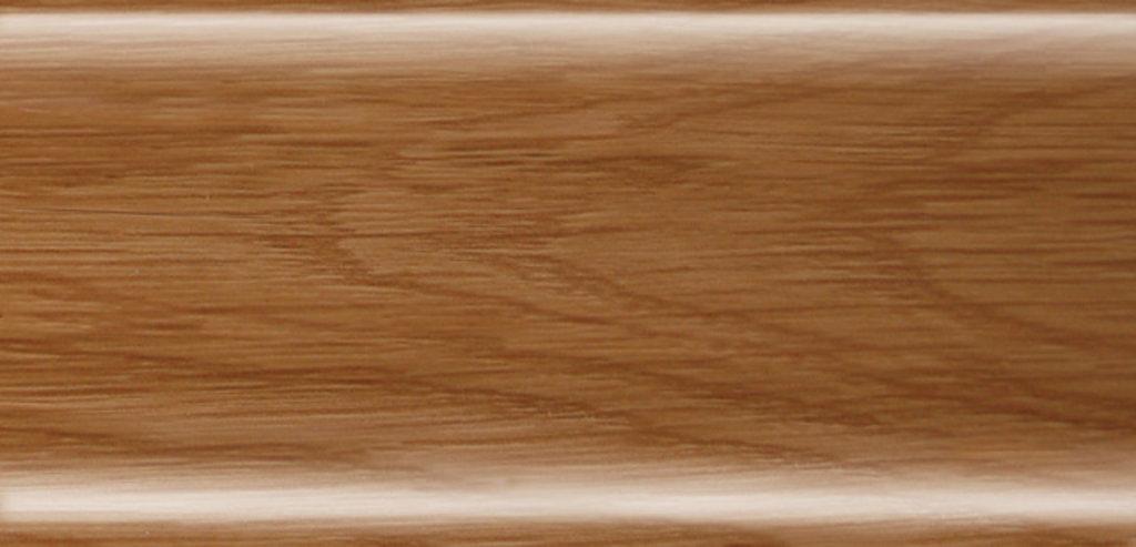 Плинтуса напольные: Плинтус Rico Leo № 124 дуб янтарный /40 в Мир Потолков