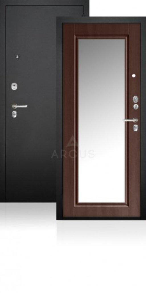 Входные двери в Тюмени: Входная дверь ДА-62 с зеркалом   Аргус в Двери в Тюмени, межкомнатные двери, входные двери