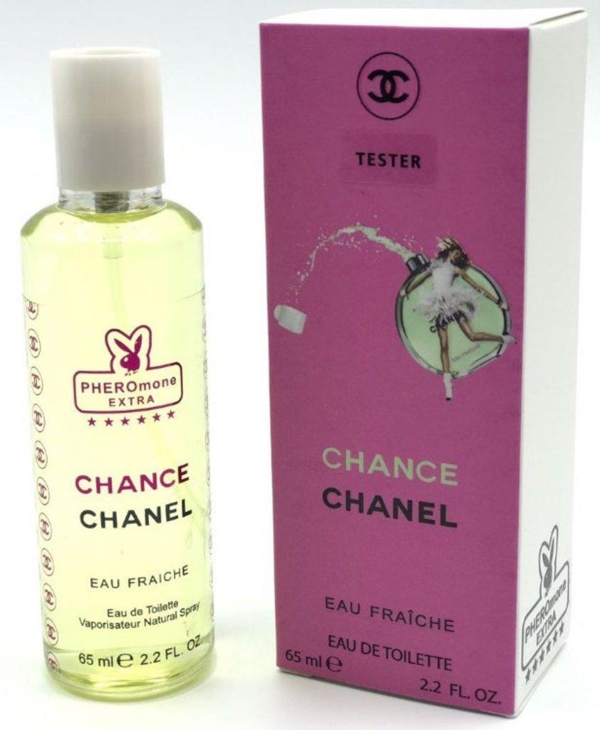 Chanel (Шанель): Мини парфюм Chanel Chance Eau Fraiche 65 мл в Мой флакон