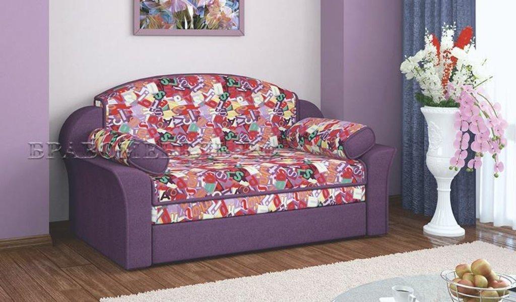 Диваны: Диван-кровать Августин 1400 малогабаритный в Уютный дом