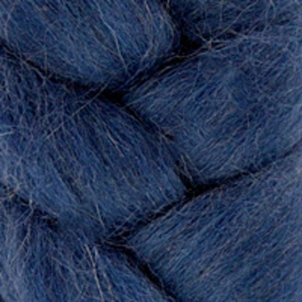 Фелтинг: Шерсть для валяния п/т КАМТ 50г цв.022 джинса в Шедевр, художественный салон