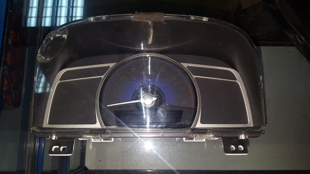 Электрика: Щиток приборов Honda 4D в VINcode