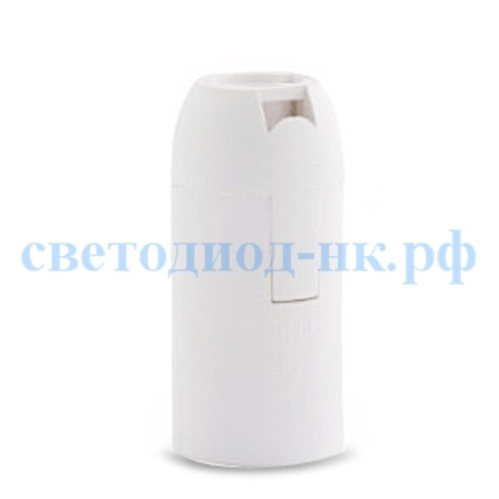 Патроны для ламп: Патрон термопластик подвесной Е14 2А в СВЕТОВОД