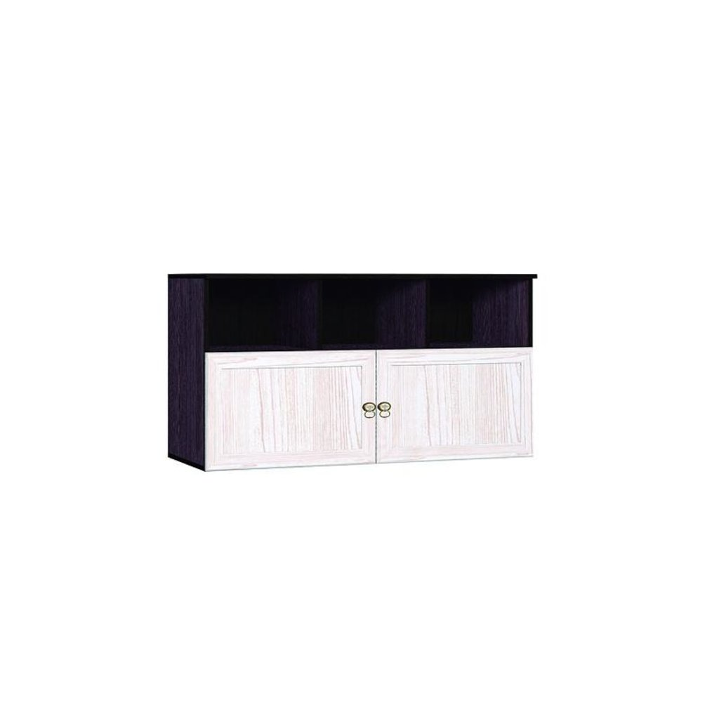 Шкафы, общие: Шкаф навесной БРИЗ 4 в Стильная мебель