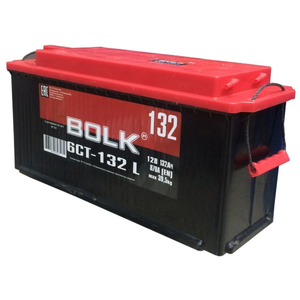 BOLK: BOLK 132 A/h в БазаАКБ