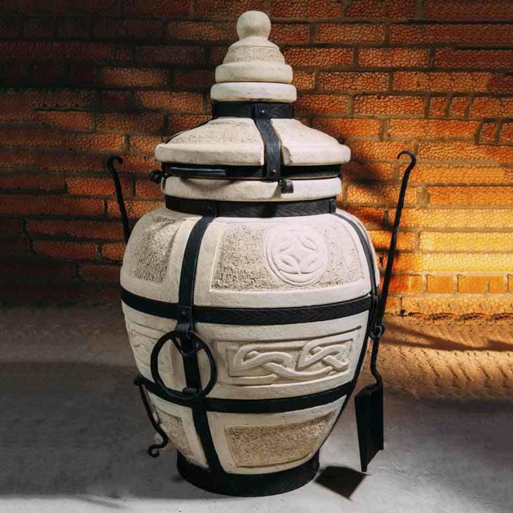 Тандыры и мангалы: Тандыр Сармат Есаул в Антиль