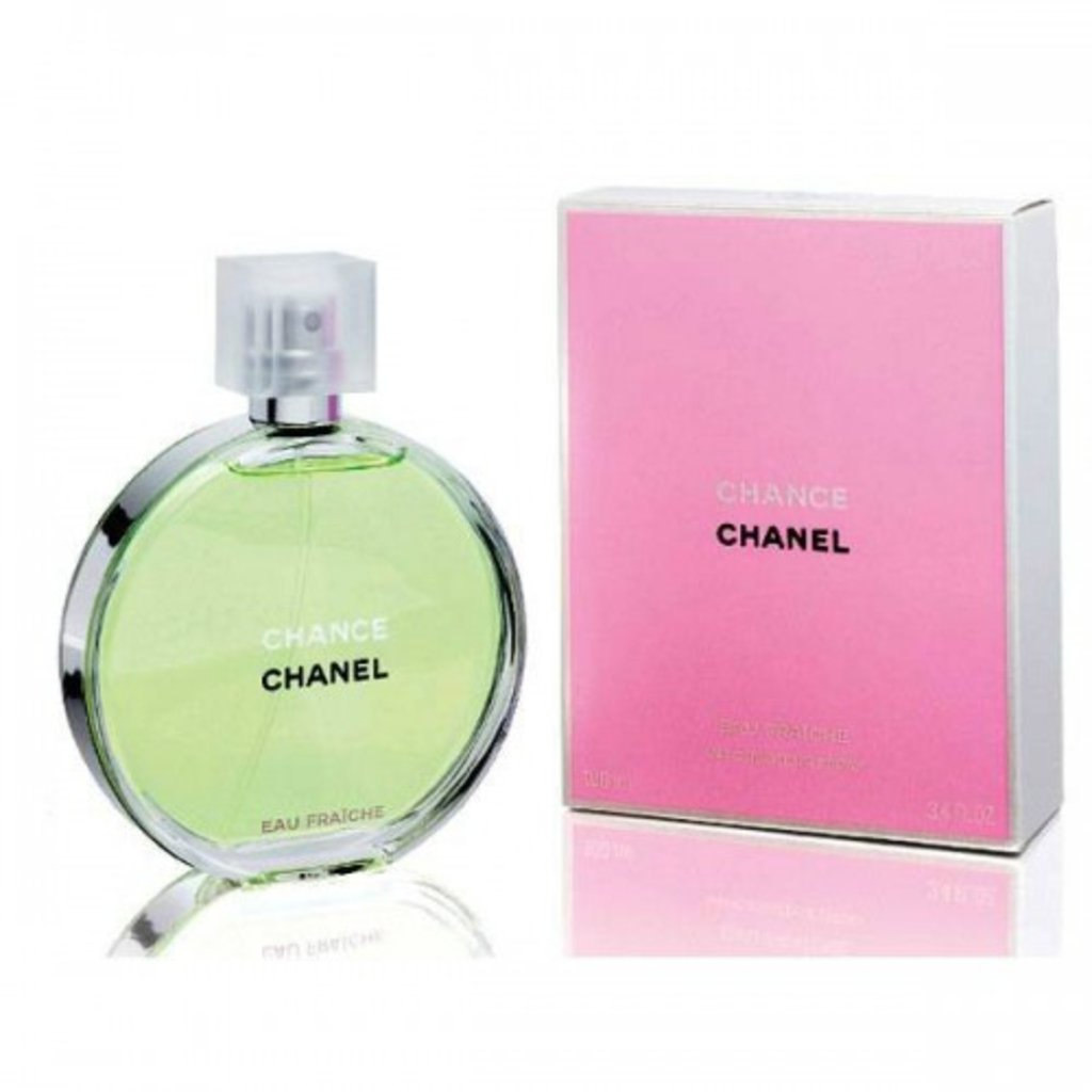 Chanel (Шанель): Chanel Chance eau Fraiche edt 100ml в Мой флакон