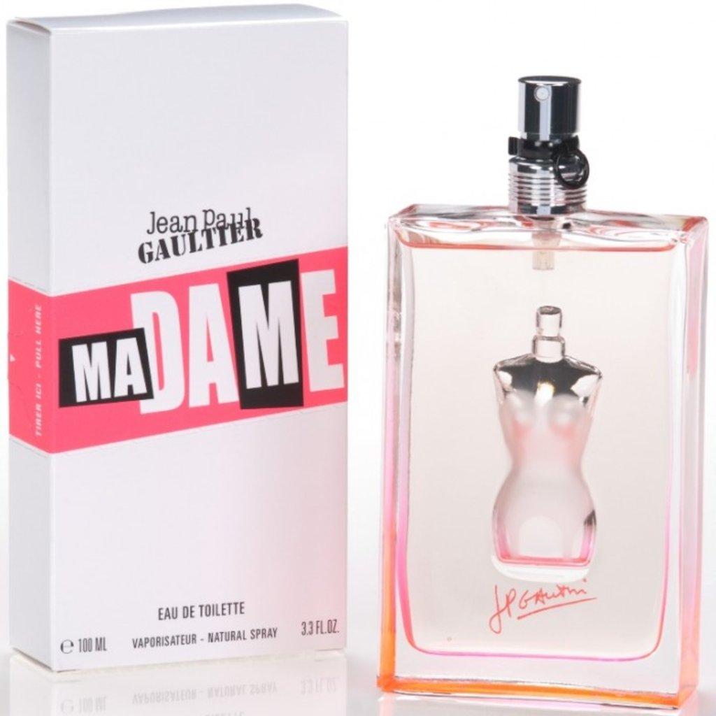 Jean Paul Gaultier: Туалетная вода JPG MaDame edt ж 100 ml в Элит-парфюм