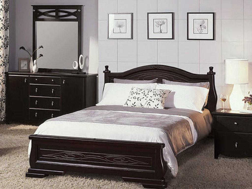 Кровати: Кровать Катя-1 в Золотая рыбка