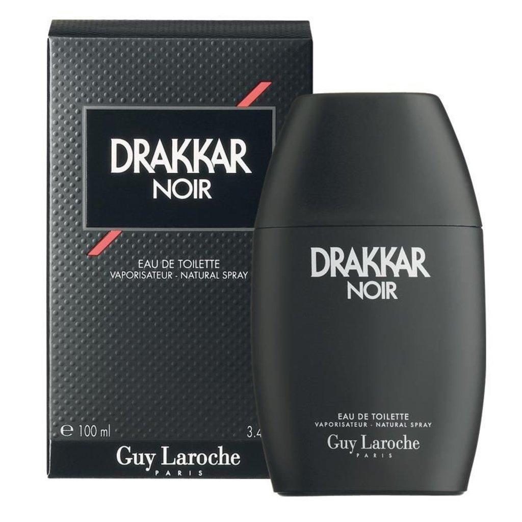 Мужская туалетная вода: Guy Laroche Drakkar Noir edt м 100 ml в Элит-парфюм