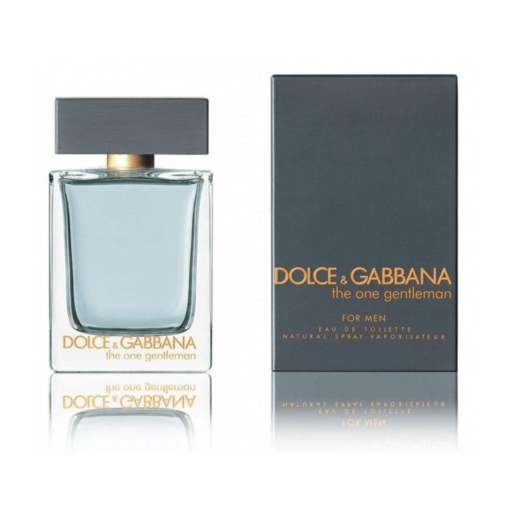 Dolce&Gabbana: D&G The One Gentleman Туалетная вода edt муж 30 ml в Элит-парфюм