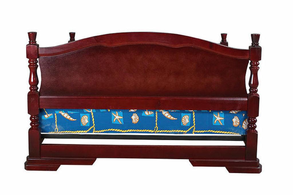 Кровати: Кровать Елена в Золотая рыбка