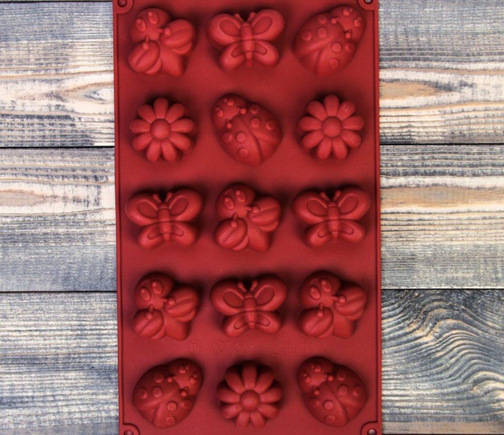 Кондитерский инвентарь: Форма для выпечки Пыльца в ТортExpress