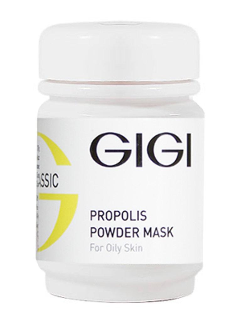 Косметика для лица: Прополисная пудра антисептическая / Propolis Powder Mask, Outserial, GiGi (Джи Джи) в Косметичка, интернет-магазин профессиональной косметики