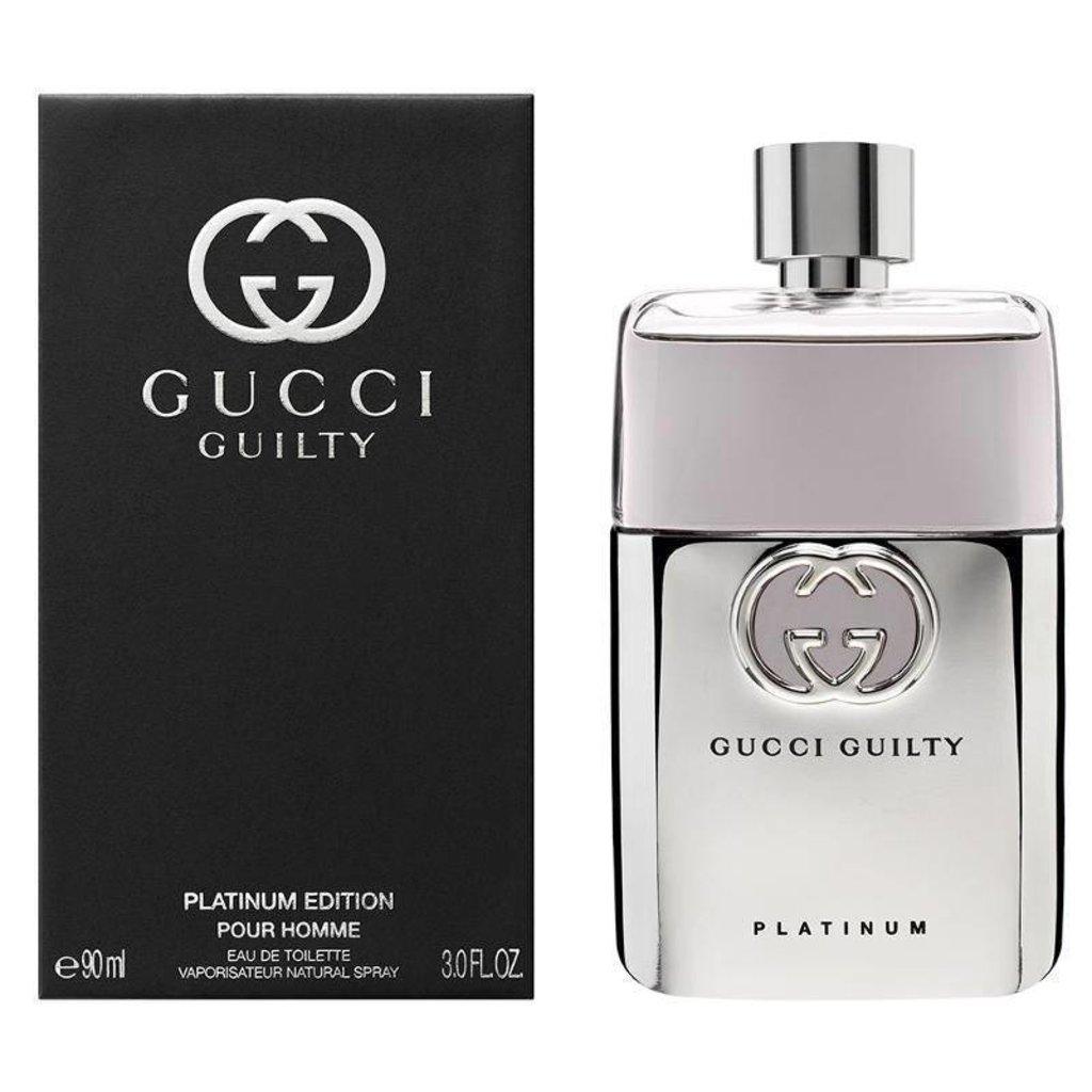 Для мужчин: Gucci Guilty Platinum Туалетная вода 90 ml в Элит-парфюм
