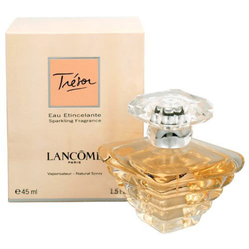 Lancome: Туалетная вода L Tresor Sparkling edt ж 45 ml в Элит-парфюм