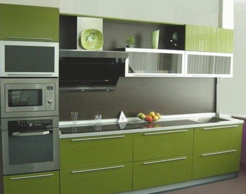Кухня на заказ: Кухня на заказ Лёгкий бриз в Студия Мебели
