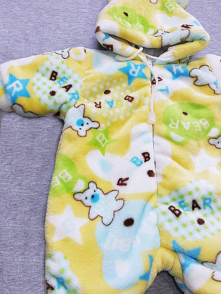 одежда для новорожденных: Комбинезон в Плюшевый рай