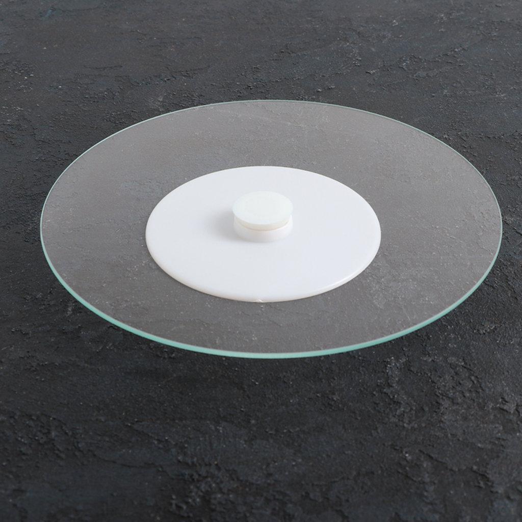 Подставки: Блюдо для торта вращающееся 30 см, прозрачное в ТортExpress