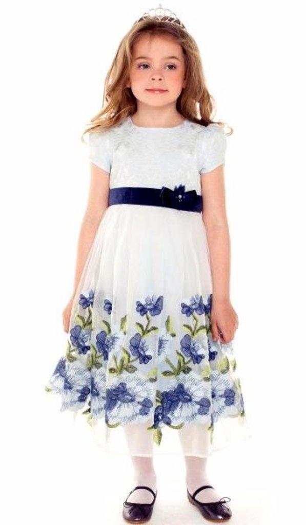 Платья: Платье О82536 в Детский универмаг