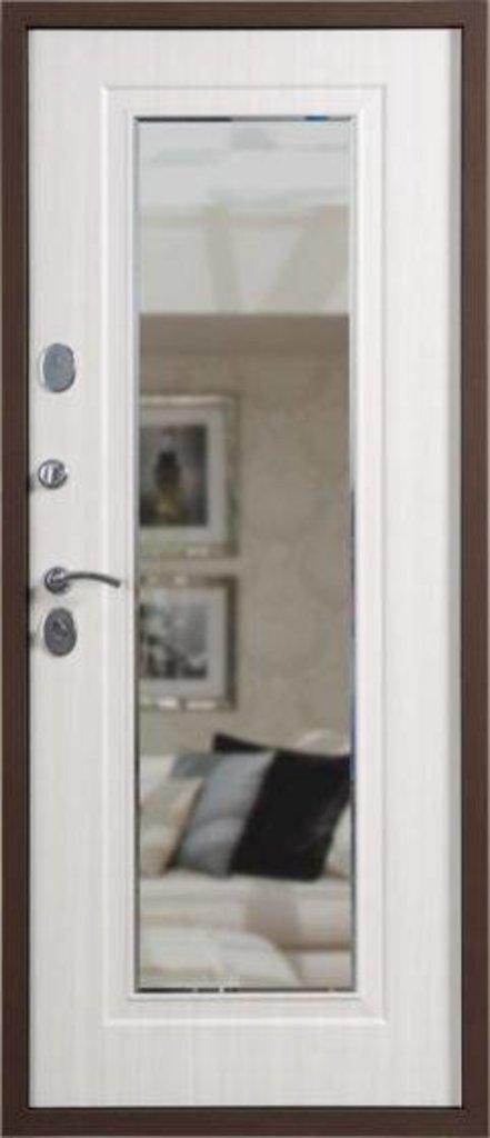 Входные двери: TOREX СТЕЛ-05 / Зеркало в ОКНА ДЛЯ ЖИЗНИ, производство пластиковых конструкций