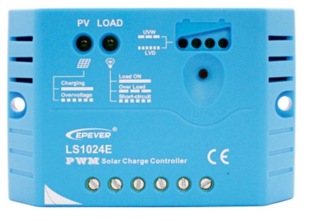 ШИМ контроллеры: Контроллер заряда EPSolar LS1024E в Горизонт