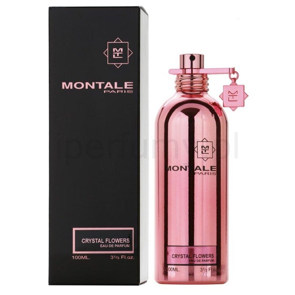 Montale (Монталь): Montale Crystal Flowers ( Монталь Кристл Флауэр) edp 100 ml в Мой флакон