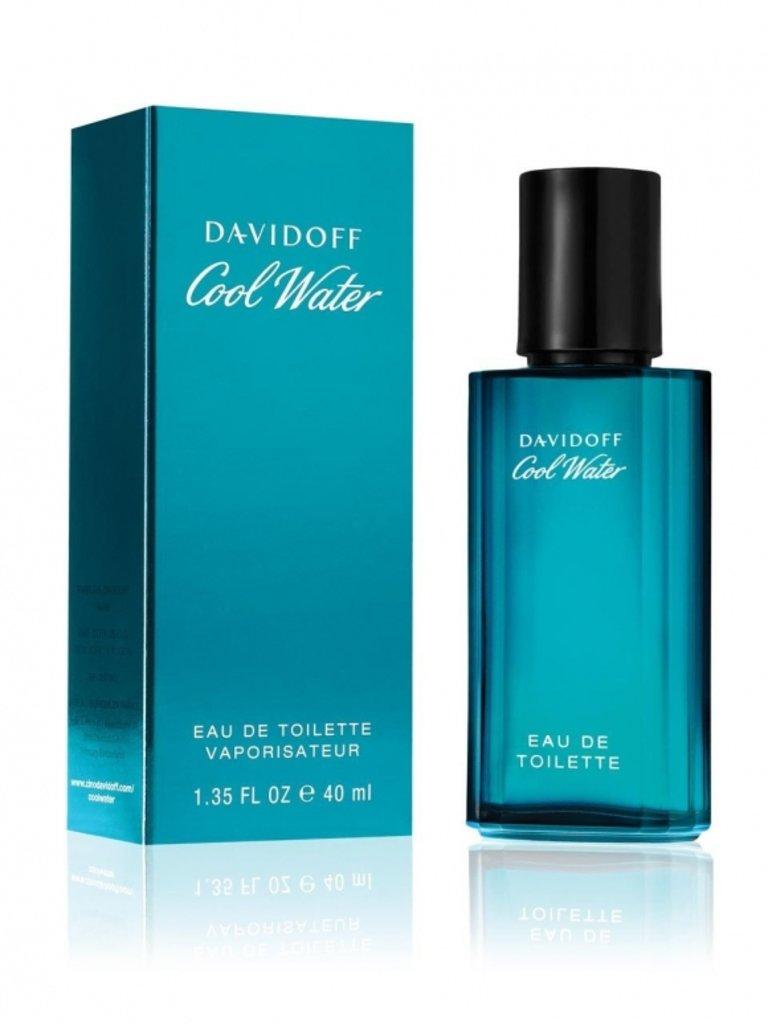 Davidoff: Davidoff Cool Water edt м Туалетная вода 40 | 75 | 125 ml в Элит-парфюм