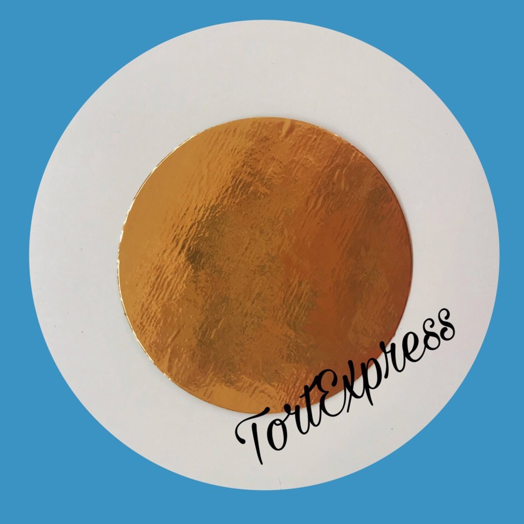 Салфетки, подложки: Подложка круглая d30 в ТортExpress