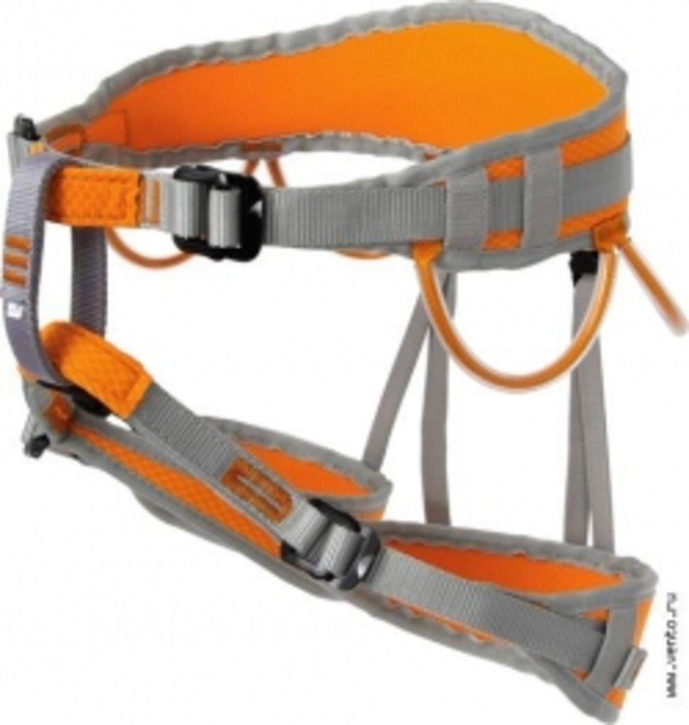 Спортивные обвзяки Vento Sport: Альпинистская беседка «Argon toXic» orange в Турин