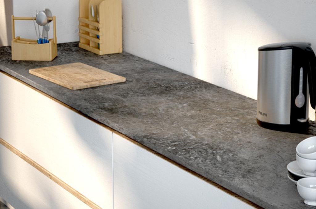 Столешницы с кромкой: Столешница  Базель (кат.A) в МебельСтрой