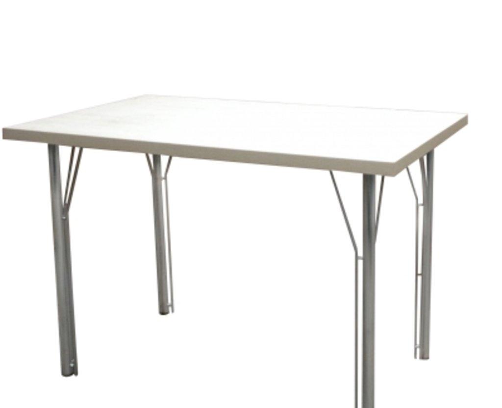 Столы кухонные: Стол ПГ-20 ПРИМА (хром) в АРТ-МЕБЕЛЬ НН