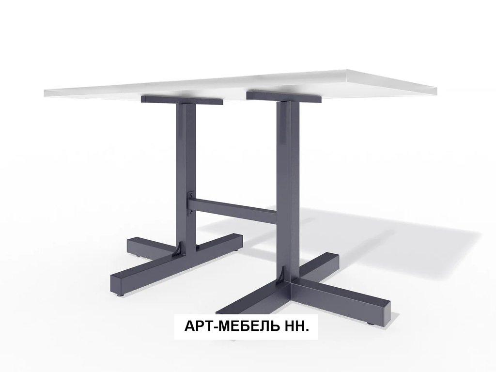 Подстолья для столов.: Подстолье 0.10 (чёрный) в АРТ-МЕБЕЛЬ НН