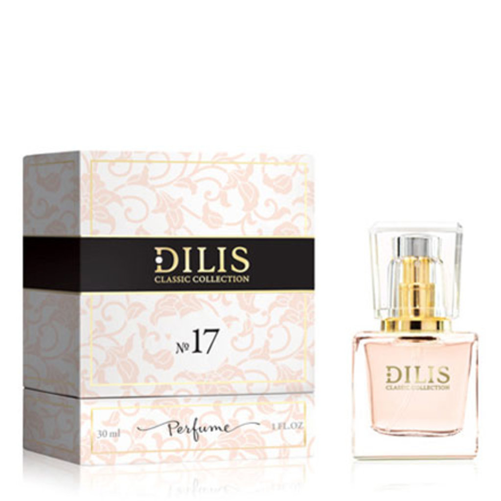 Духи Dilis (Дилис): Dilis Classic Collection № 17 - Аромат COCO MADEMOISELLE (КОКО МАДМУАЗЕЛЬ) Chanel в Мой флакон
