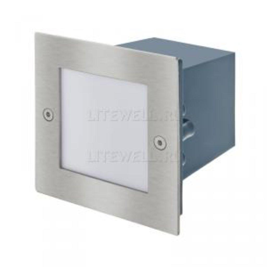 Встраиваемые светодиодные светильники: Светильник LED-B04B в СВЕТОВОД