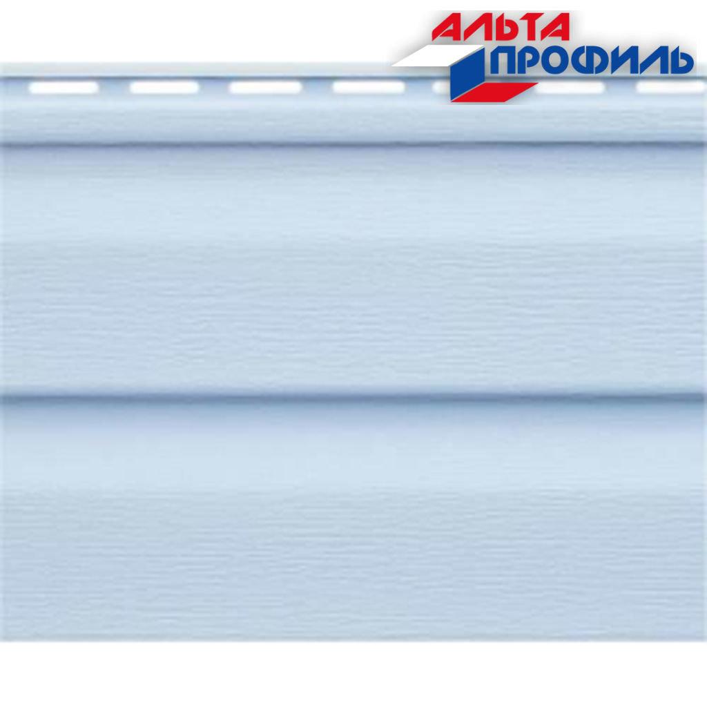 Акриловый сайдинг: Панель акриловая Аляска Люкс Блю - 3,00 х 0,205 м.* в АНЧАР,  строительные материалы