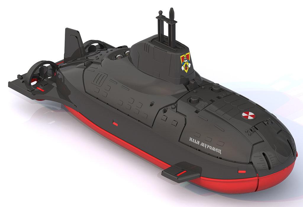 Игрушки для мальчиков: Подводная лодка Илья Муромец в Игрушки Сити
