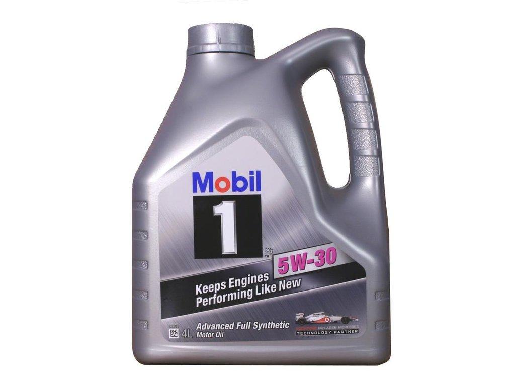 Автомасла Mobil 1: Mobil 1 5W-30 (4.0 л х 4) в Автомасла71
