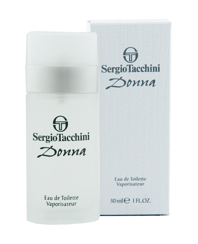 Женская туалетная вода Sergio Tacchini: Sergio Tacchini Donna туалетная вода ж 30 | 50 | 75ml в Элит-парфюм