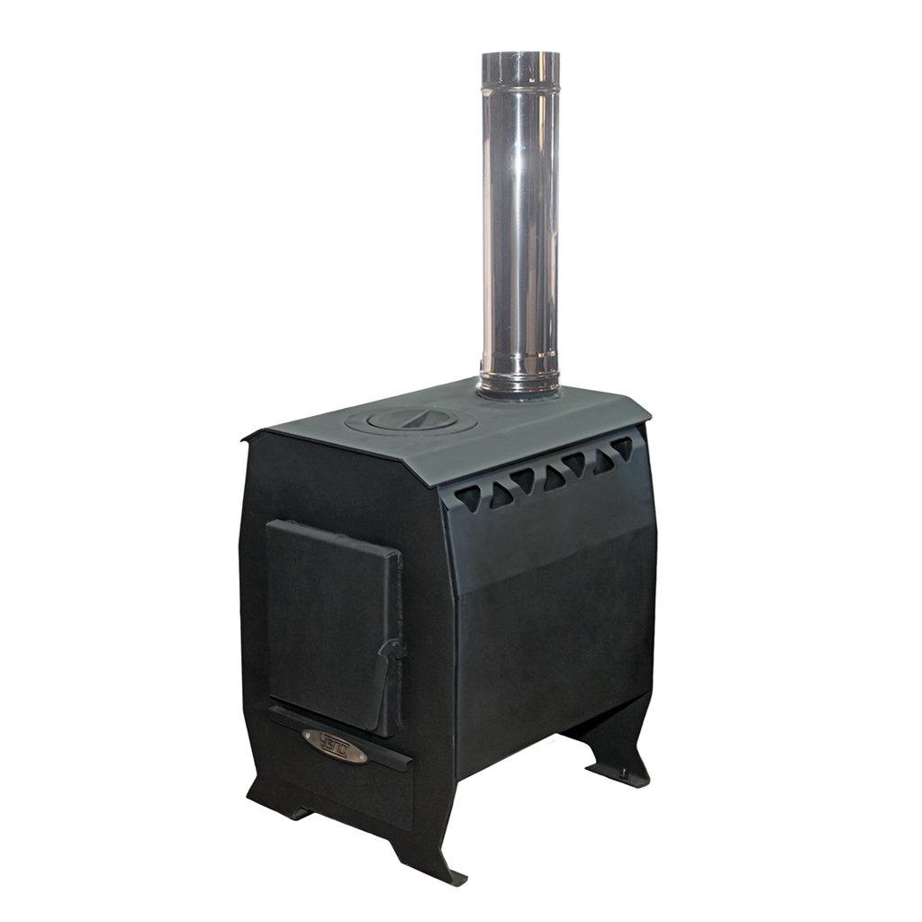 Отопительные: Печь «Теплушка 100» в Антиль