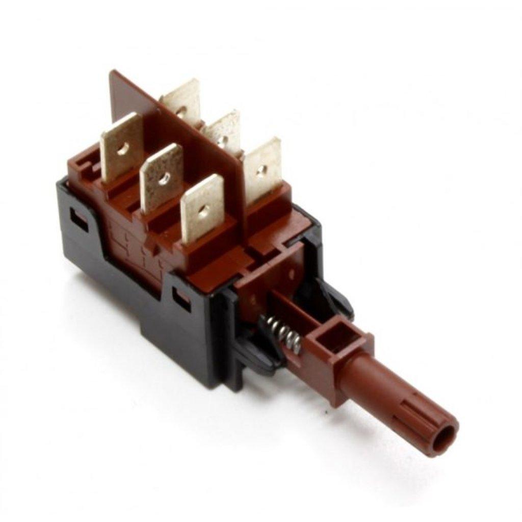 Датчики/выключатели/переключатели: Кнопка включения, сетевой выключатель, 6 контактов, шток 40мм, SWT709UN, SAA1C13110 в АНС ПРОЕКТ, ООО, Сервисный центр