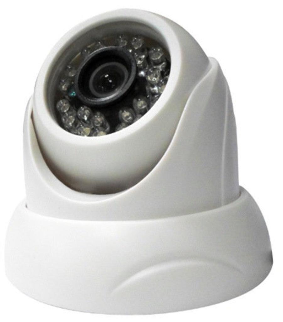 Аналоговые видеокамеры (AHD): Видеокамера Micro Vision MV-H3232D в Микровидео
